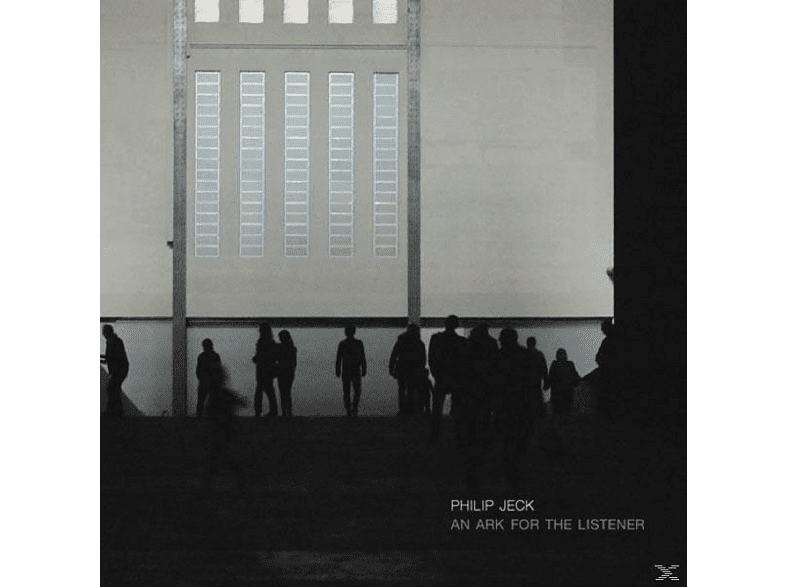 Philip Jeck - An Ark For The Listener [CD]