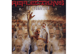 Reflections - Re-Evolution - (CD)