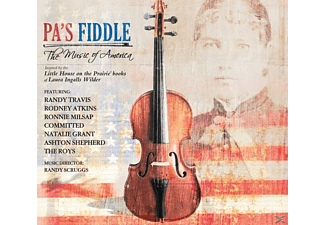 VARIOUS, The Pa's Fiddle Band - PA S FIDDLE - THE MUSIC OF AMERICA - (CD)