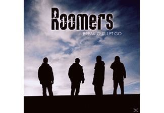 Roomers - Break Out, Let Go - (CD)