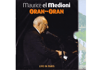 Maurice Medioni - Oran-Oran/Live in Paris - (CD)