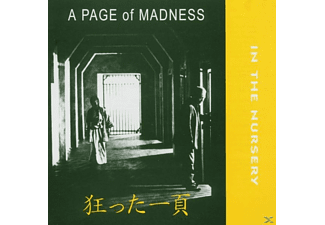 In The Nursery - A Page Of Madness - (CD)