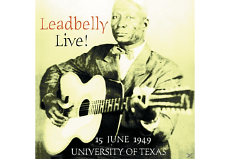 Leadbelly - Live - (CD)