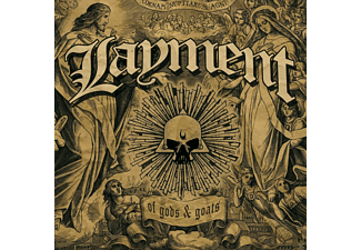 Layment - Of Gods & Goats - (CD)