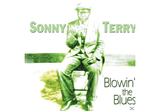 Sonny Terry - Blowing The Blues - (CD)