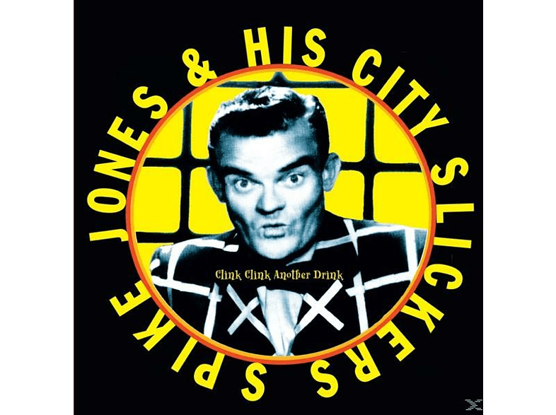 Spike Jones - Clink Clink Another Drink [CD]