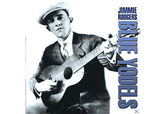 Jimmie Rodgers - Blue Yodels - (CD)