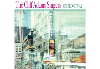 Cliff Singers Adams - On Broadway - (CD)