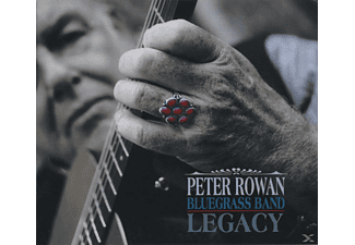 Peter Bluegrass Band Rowan - LEGACY - (CD)