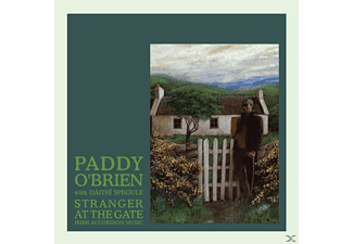 Paddy O'brien - STRANGER AT THE GATE - (CD)