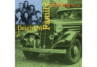 Deighton Family - ROLLING HOME - (CD)