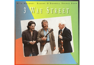 Moloney & O'donnell & Egan, Mick/eugene O'donnell/seamus Egan Moloney - THREE WAY STREET - (CD)