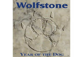 Wolfstone - YEAR OF THE DOG - (CD)