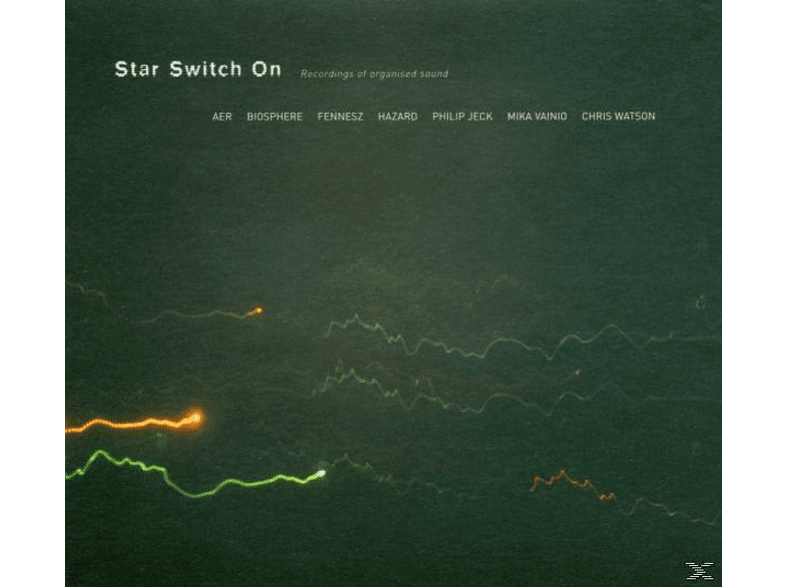 VARIOUS - Star Switch On [CD]