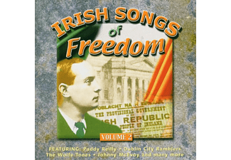 VARIOUS - Irish Songs Of Freedom Vol.2 - (CD)