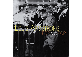 Louis Armstrong - Pop goes Pop - (CD)