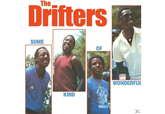 The Drifters - Some Kind Of Wonderful - (CD)