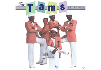 The Tams - Be Young.. - (CD)