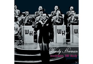 Woody Herman - Woodsheddin With Woody - (CD)