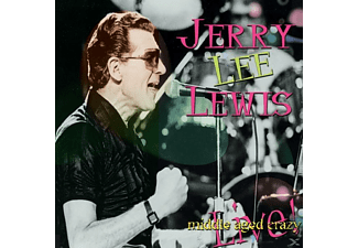Jerry Lee Lewis - Middle Aged Crazy - (CD)