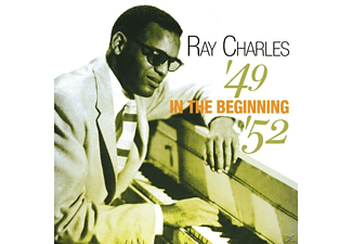 Ray Charles - In The Beginning 1949-1952 - (CD)