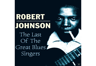 Robert Johnson - The Last Of The Great Blues Singers - (CD)
