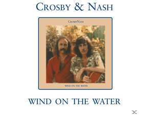 Graham Nash - Wind On The Water - (CD)