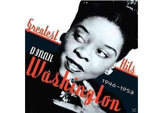 Dinah Washington - Greatest Hits - (CD)
