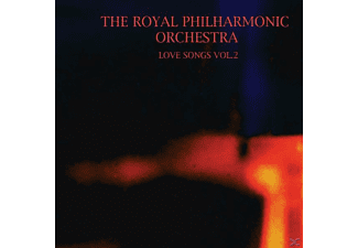 THE ROYAL PHILHARMONIC ORCH. - Love Songs Vol.2 - (CD)