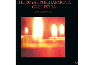 THE ROYAL PHILHARMONIC ORCH. - Love Songs Vol.1 - (CD)