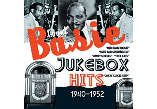 Count Basie - Jukebox Hits: 1940-1952 - (CD)
