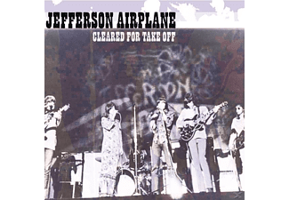 Jefferson Airplane - Cleared For Take Off - (CD)