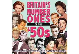VARIOUS - Britain's Number Ones Of The 50's - (CD)