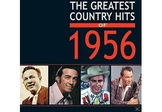 VARIOUS - The Greatest Country Hits 1956 - (CD)
