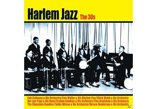 VARIOUS - Harlem Jazz-The 30's - (CD)