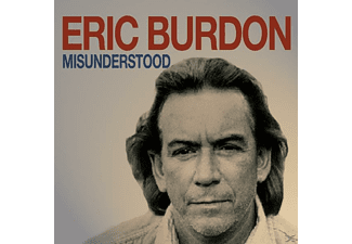 Eric Burdon And The Animals - Misunderstood - (CD)