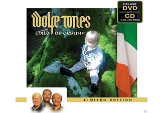 The Wolfe Tones - Child Of Destiny (Limited Edition) - (CD + DVD)