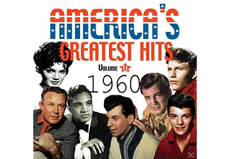 VARIOUS - America's Greatest Hits 1960 - (CD)