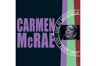 Carmen McRae - Live at Montreux 1982 - (CD)