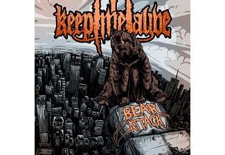 Keep Me Alive - Bear Attack - (CD)