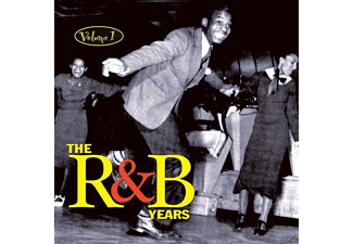VARIOUS - Vol. 1-R & B Years - (CD)