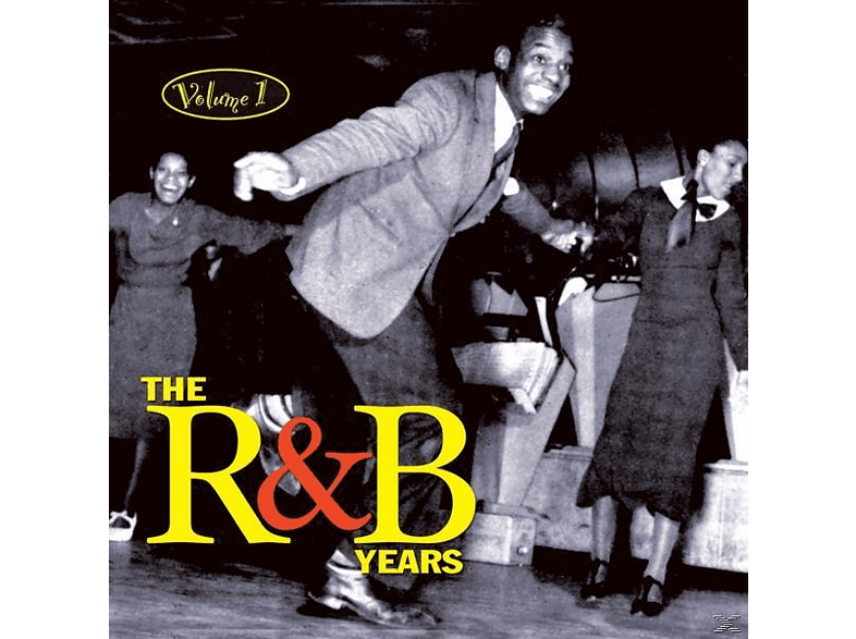 VARIOUS - Vol. 1-R & B Years [CD]