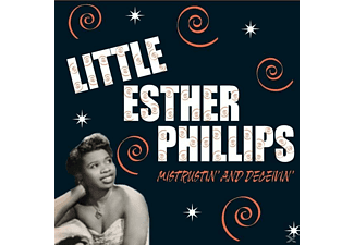 Little Esther Phillips - Mistreatin' And Deceivin' - (CD)