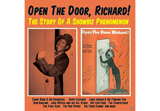 VARIOUS - Open The Door Richard - (CD)