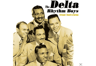 The Delta Rhythm Boys - I Dreamt I Dwelt in Harlem - (5 Zoll Single CD (2-Track))