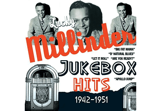 Lucky Millinder - Jukebox Hits (1942-51) - (CD)
