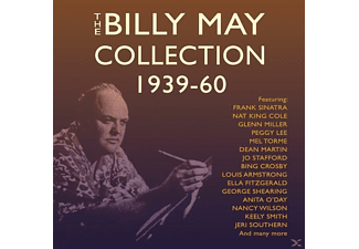 Billy May - The Billy May Collection 1939-60 - (CD)