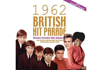VARIOUS - The 1962 British Hit Parade Part Three: Sept-Dec - (CD)