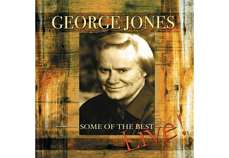 George Jones - Some Of The Best - (CD)