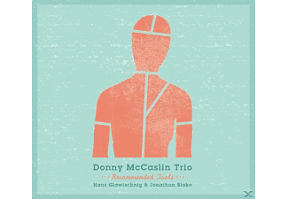 Donny Mccaslin - RECOMMENDED TOOLS - (CD)